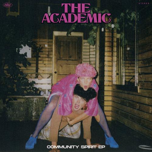 the academic community spirit ep artwork