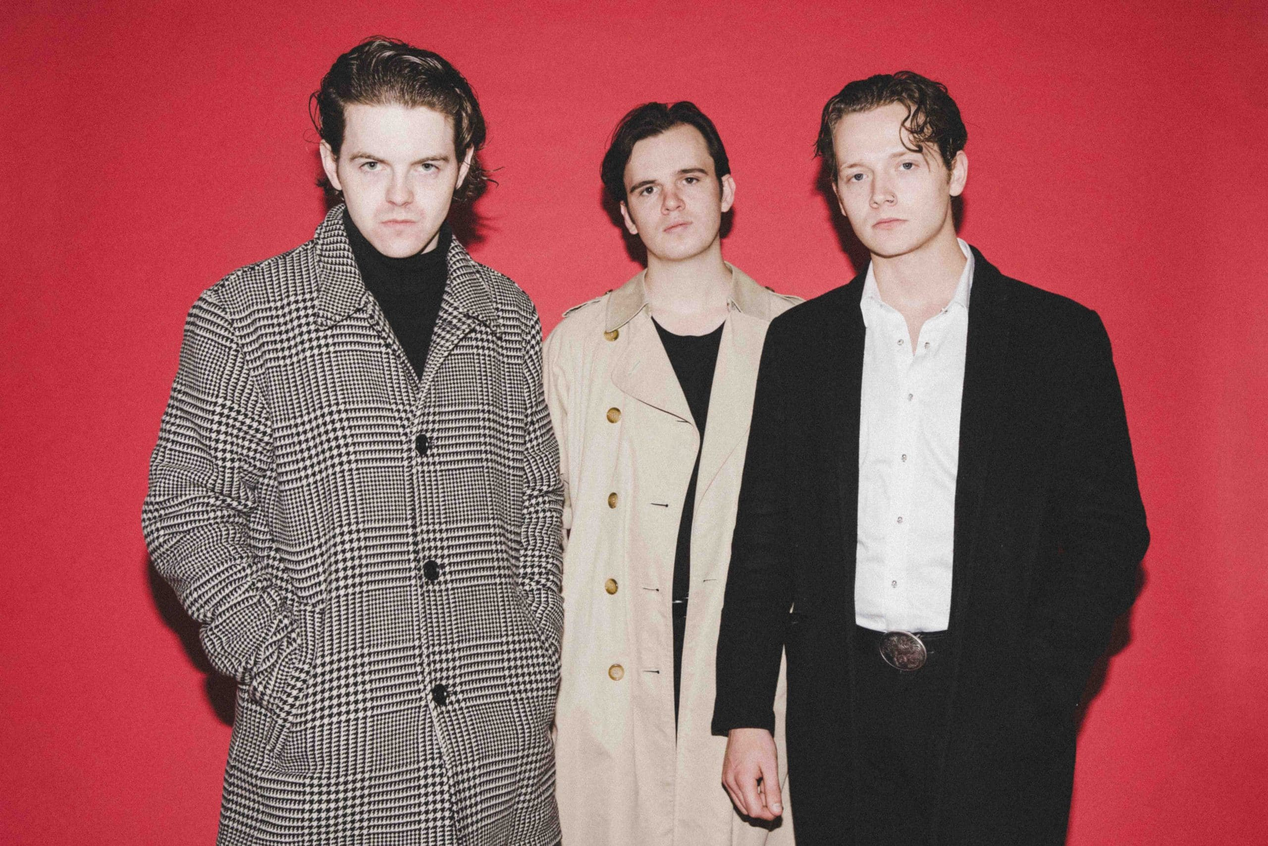 The Blinders announce new album Fantasies Of A Stay At Home Psychopath