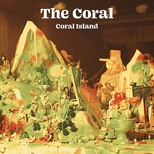 the coral coral island artwork
