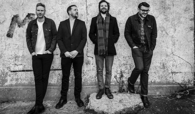 the futureheads press shot 2019