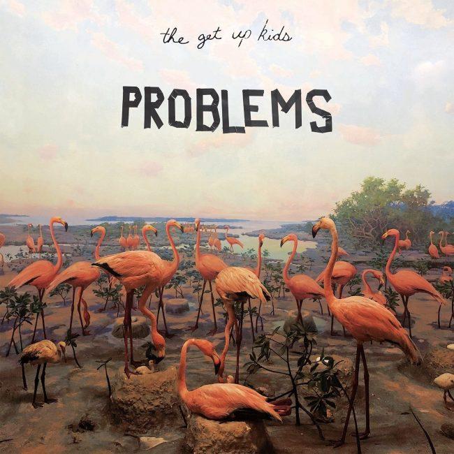 the get up kids problems artwork
