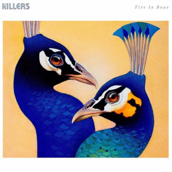 the killers fire in bone artwork