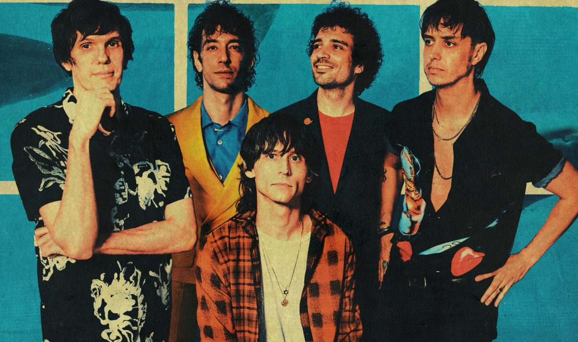 The Strokes return with new music and a London show