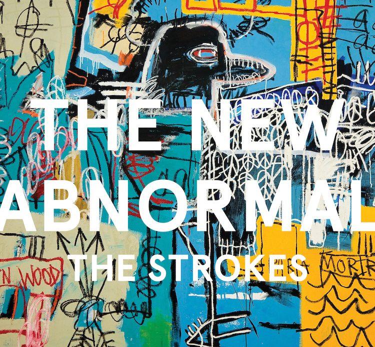 the strokes the new abnormal artwork