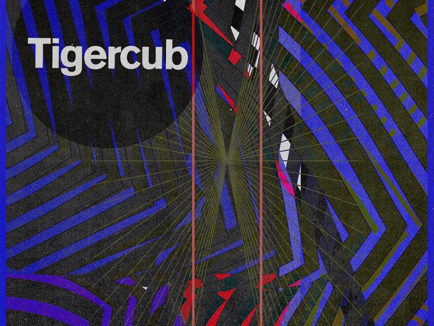 tigercub as blue as indigo artwork