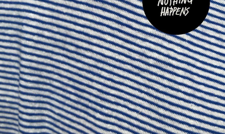 wallows nothing happens album artwork